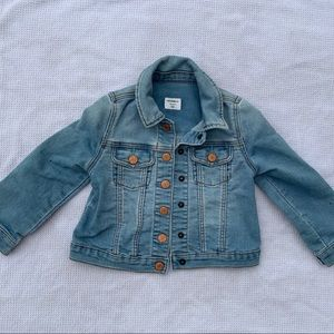 Gap Soft Denim Jacket 3T